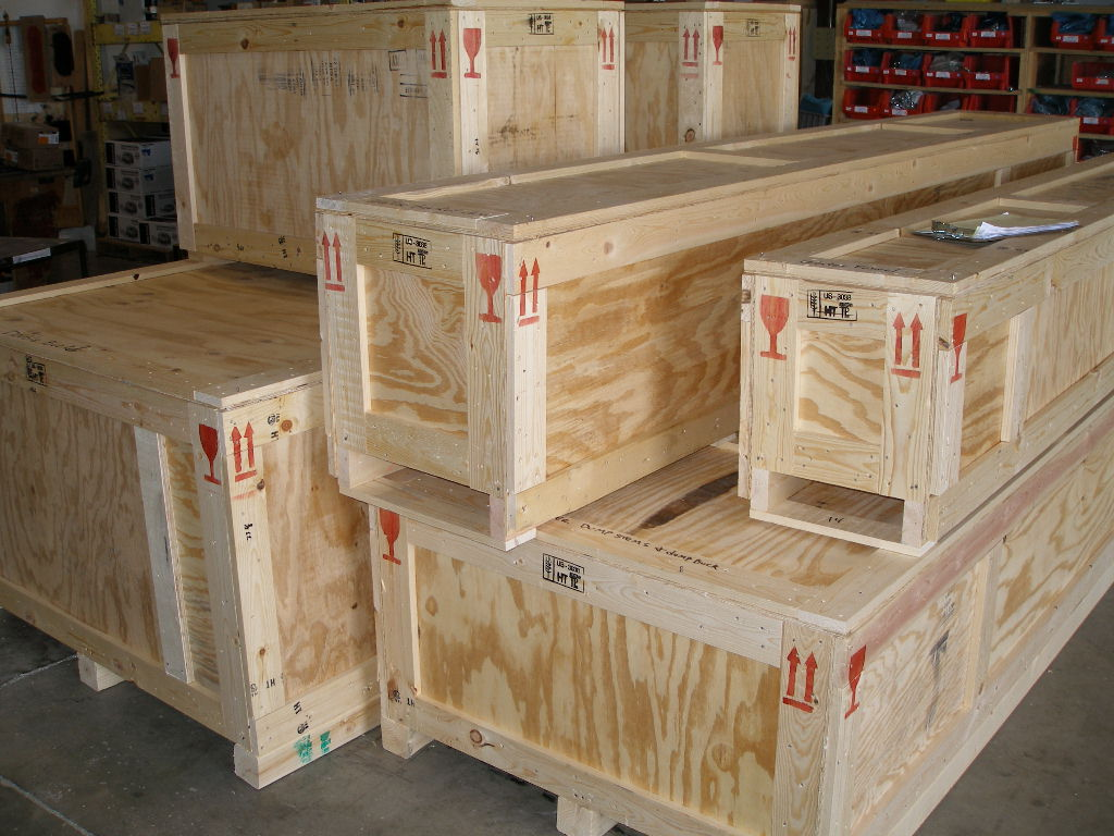 Crate packaging history massachusetts boston for Timber crates