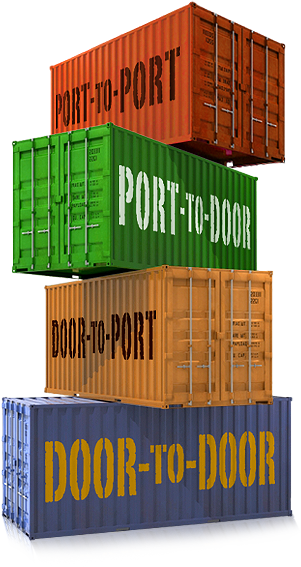 international containers